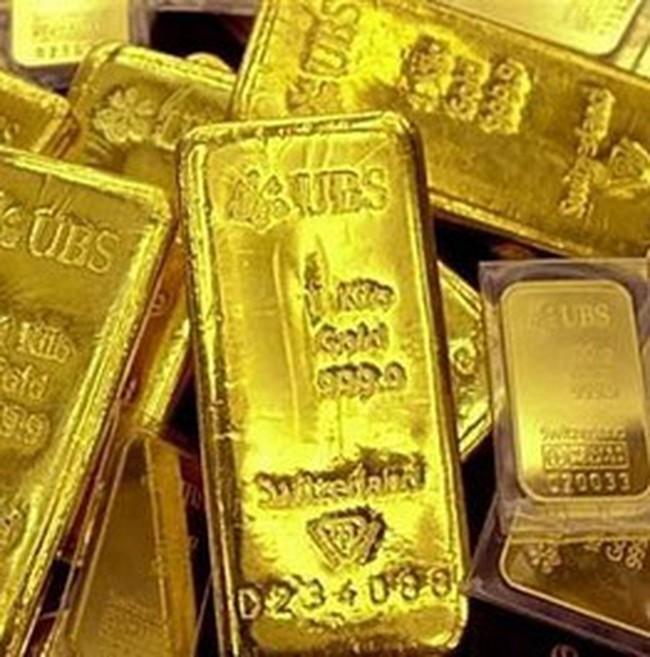 Vàng giảm xuống dưới 29,5 triệu đồng/lượng