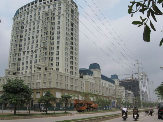 Hà Nội: Xây dựng Khu nhà ở tái định cư 284 căn hộ tại quận Tây Hồ