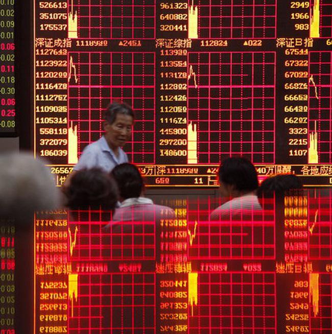 TTCK Trung Quốc có thể đứng đầu thế giới vào năm 2030