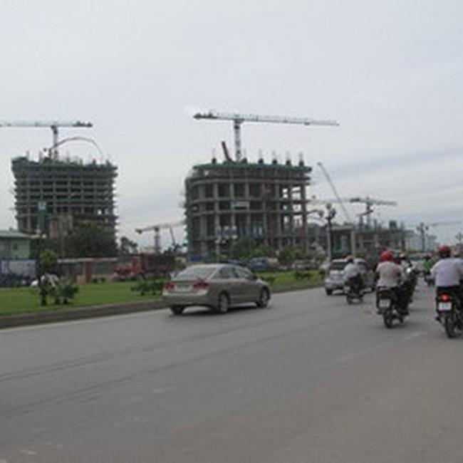 Hà Nội: Điều chỉnh giá đất của một số đường, phố