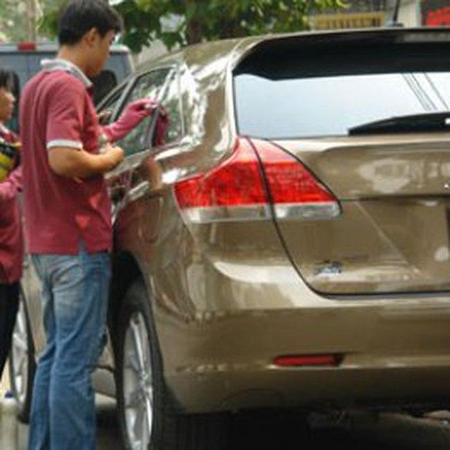 Ô tô bán ra tiếp tục giảm trong tháng 8