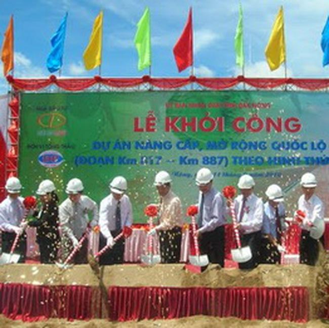 DLG: Khởi công Dự án nâng cấp, mở rộng quốc lộ 14 đoạn Km817 – Km887