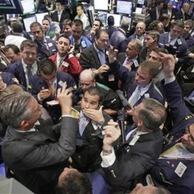 Dow Jones hoàn thành tuần tăng điểm