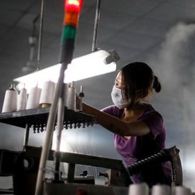 Trung Quốc: Sản lượng công nghiệp tăng cao, lạm phát lên mạnh