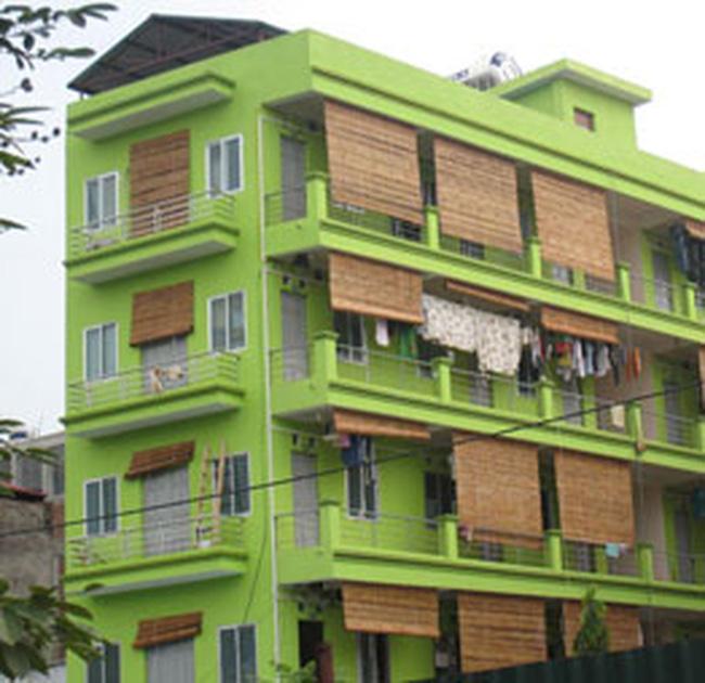 """Sẽ xây nhiều """"chung cư mini"""" tại TPHCM"""