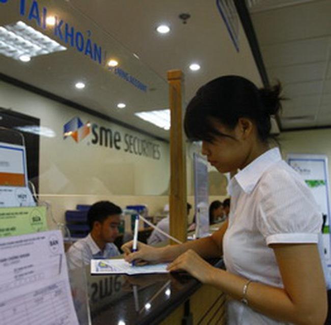 SME: 23/9 GDKHQ mua cổ phiếu bằng mệnh giá tỷ lệ 2:1