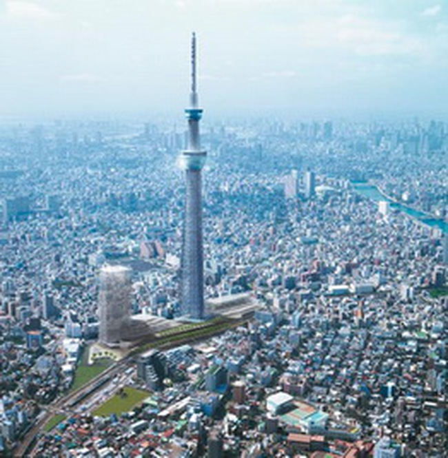 10 siêu đô thị lớn nhất thế giới
