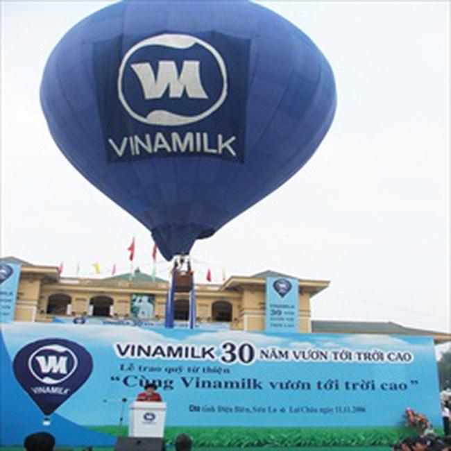 Vinamilk được cấp phép đầu tư sang New Zealand