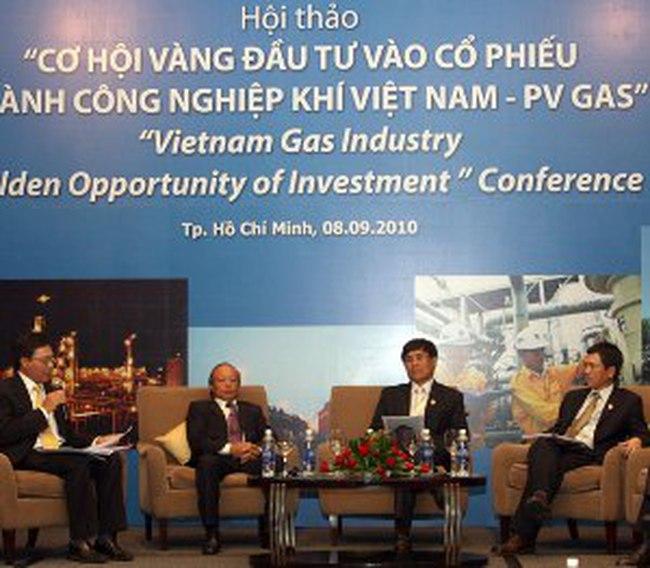 Thủ tướng đề nghị rà soát phương án cổ phần hóa PV Gas
