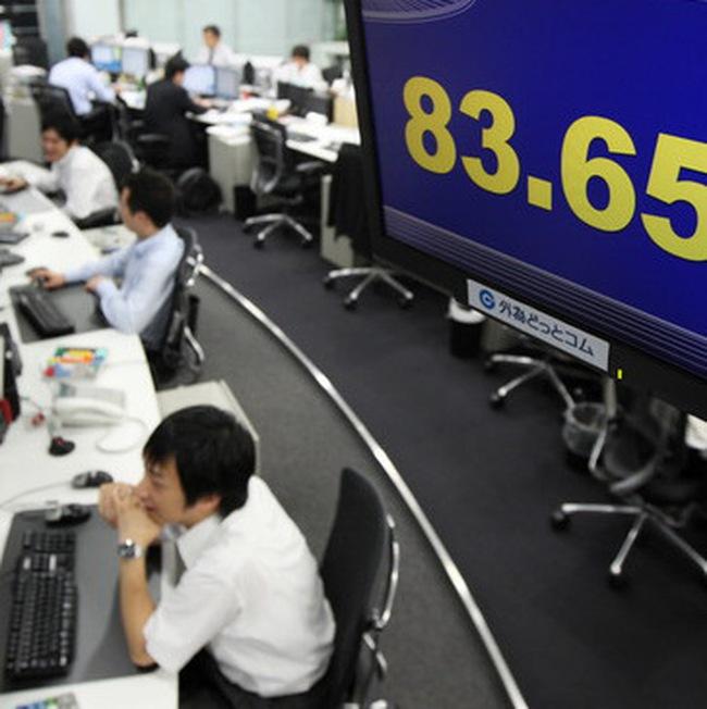 Phần lớn các TTCK tại châu Á lên điểm