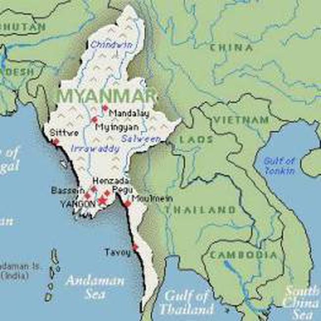 8 tháng đầu năm: Kim ngạch XNK hàng hóa giữa Việt Nam và Myanmar tăng 58,1%