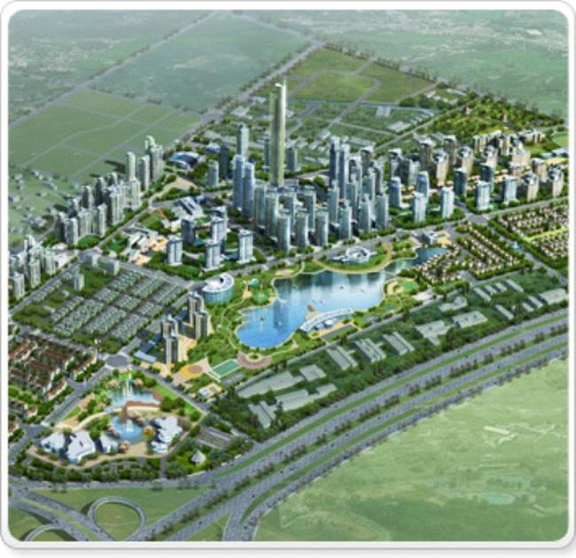 Xây dựng 10.000 căn hộ thu nhập thấp tại khu đô thị Splendora