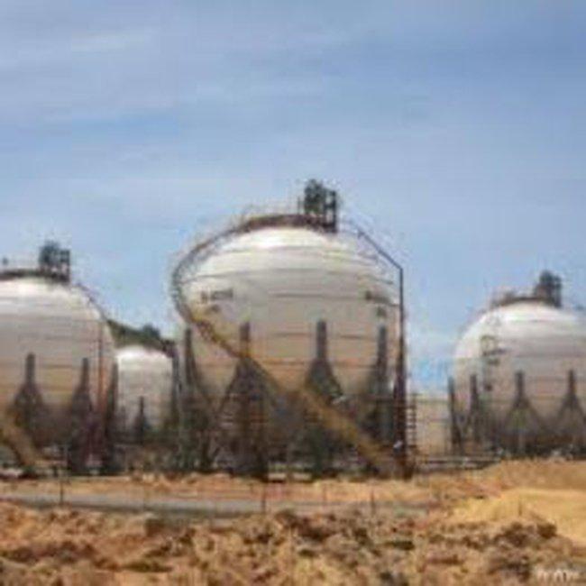 Nhà máy lọc dầu Dung Quất bán gas trực tiếp cho dân