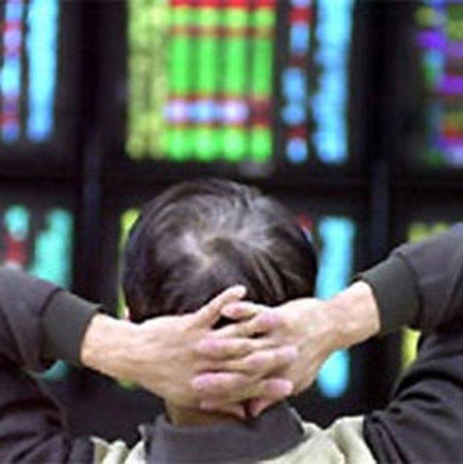 Thanh khoản sụt giảm mạnh trên hai sàn, VN-Index giảm 2 điểm xuống 446 điểm