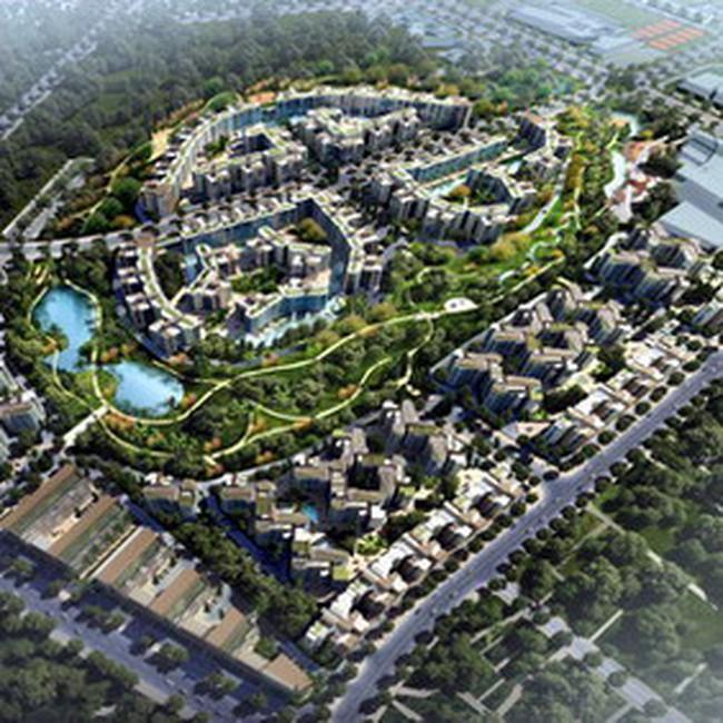 Sacomreal làm chủ đầu tư khu thể thao - dân cư Tân Thắng 2.200 tỷ đồng