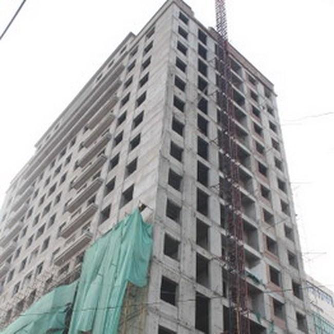 Xây tiếp 420 căn hộ thu nhập thấp tại KĐT Sài Đồng