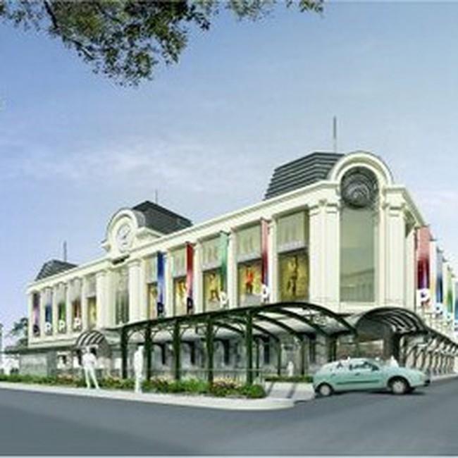 Hà Nội: Gần 7.000m<sup>2</sup> sàn TTTM Chợ Hàng Da đưa vào sử dụng vào tháng 12/2010