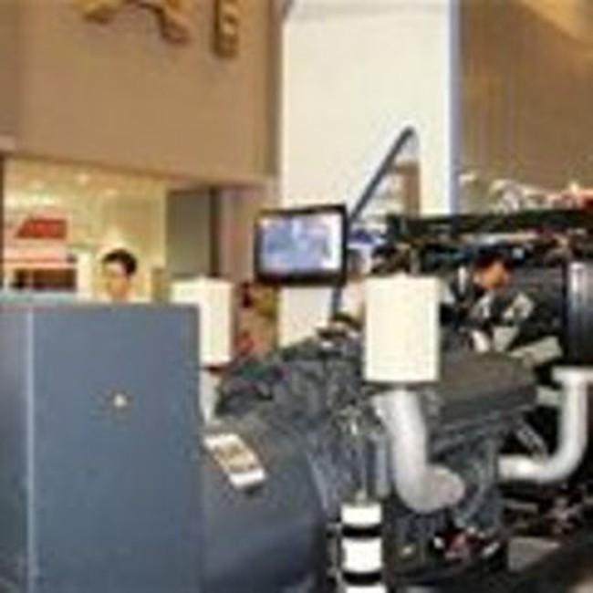 MTU liên doanh xây nhà máy lắp ráp máy phát điện vốn 10 triệu USD