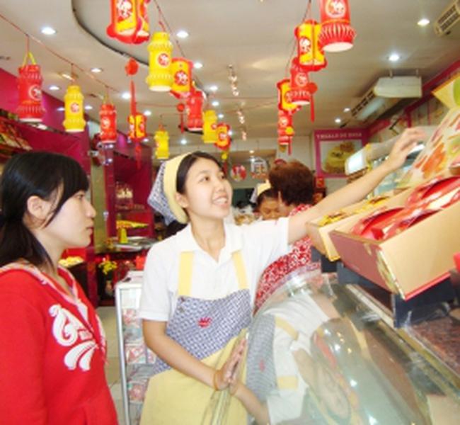 KDC: Sản lượng tiêu thụ bánh Trung thu tăng 15% so với kế hoạch