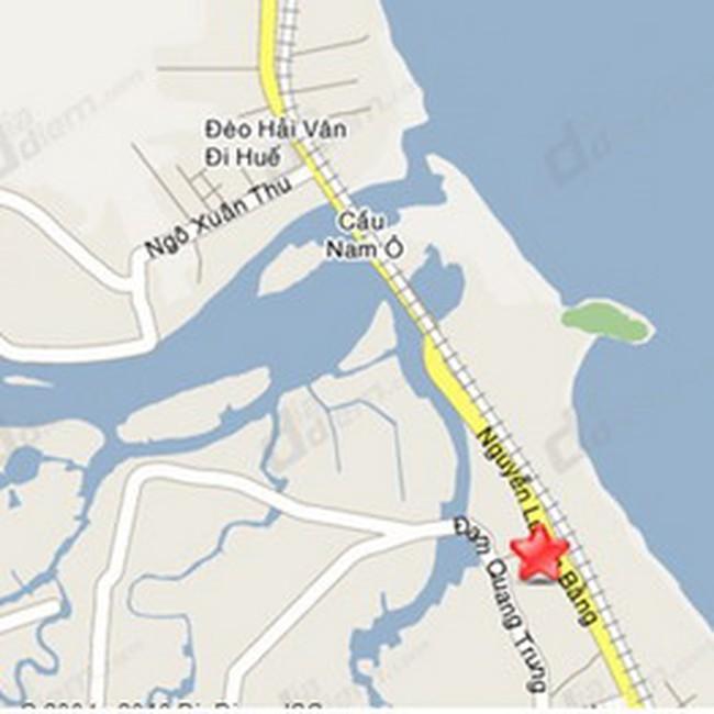 Đà Nẵng: Đấu giá hơn 20.000m2 đất đường Nguyễn Tất Thành