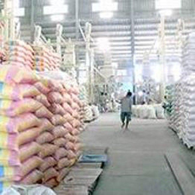 Miễn tiền thuê đất xây dựng kho dự trữ 4 triệu tấn lúa, ngô
