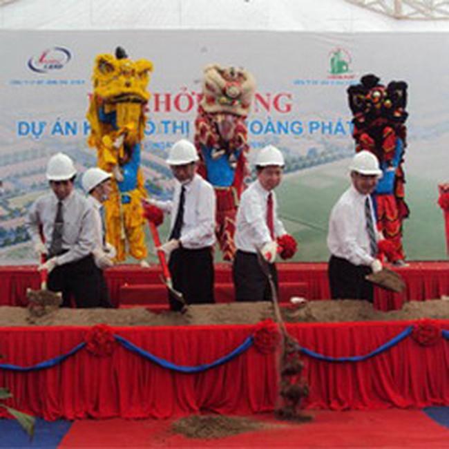 Bạc Liêu: Đầu tư 568 tỉ đồng phát triển khu đô thị Hoàng Phát