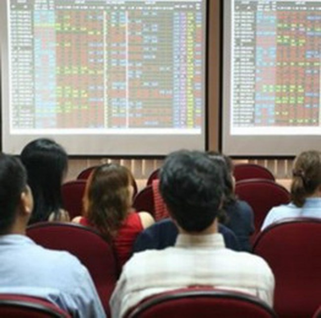 Thị trường đuối sức cuối phiên, VN-Index tăng nhẹ 0,29 điểm
