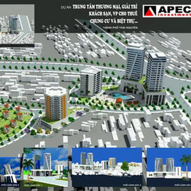 API: Đầu tư hơn 1000 tỷ đồng cho khu đô thị mới Túc Duyên