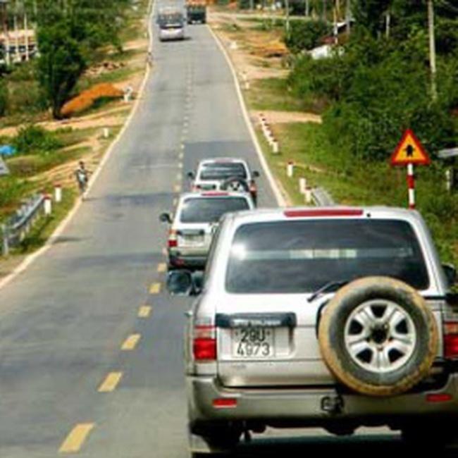 Quy hoạch 57 đường ngang trên đường Hồ Chí Minh