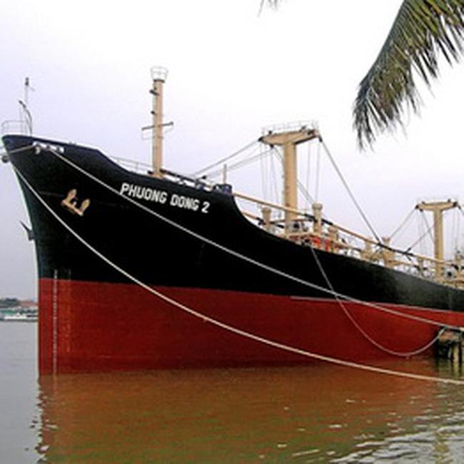 VST: Bán thanh lý tàu Phương Đông 2 giá 2,8 triệu USD