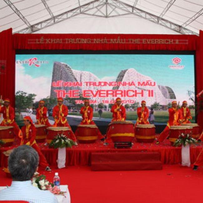 Phát Đạt khai trương nhà mẫu dự án Everrich II