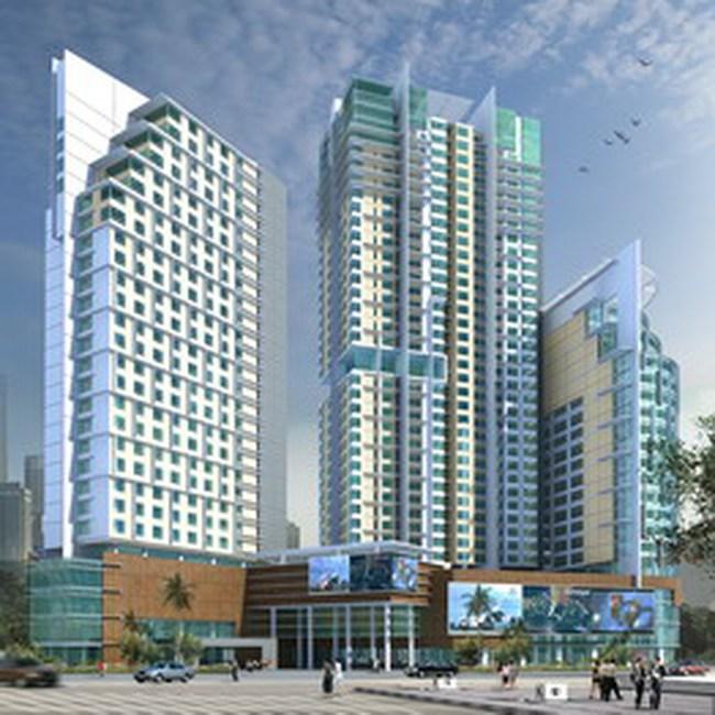 Giá thuê văn phòng Đà Nẵng giảm 6% so với quý 1/2010