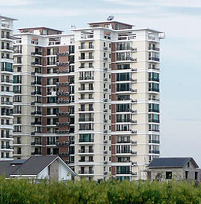 Năm 2010: thêm 85 triệu m2 nhà ở