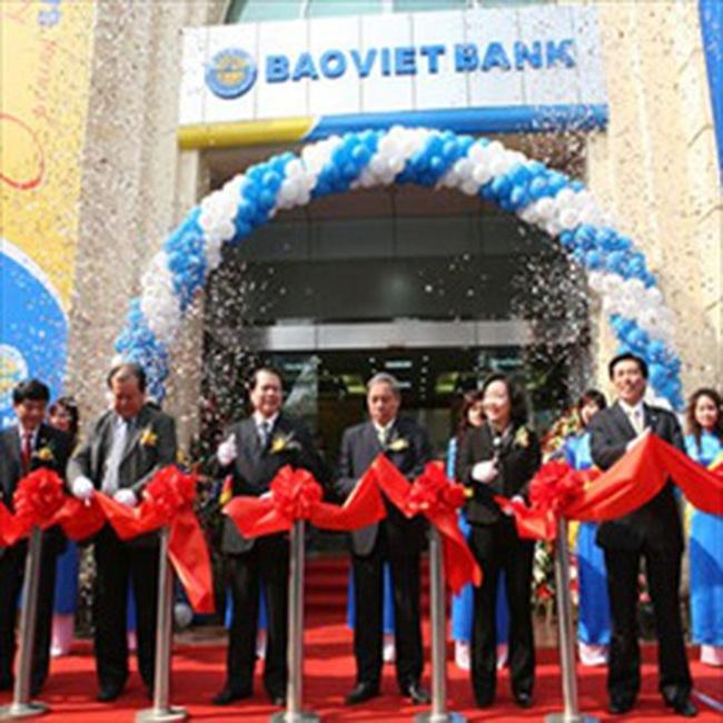 Bảo Việt Bank được tăng vốn điều lệ lên 3000 tỷ đồng