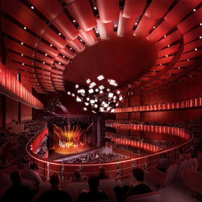 Hà Nội chốt phương án xây nhà hát hiện đại nhất Việt Nam