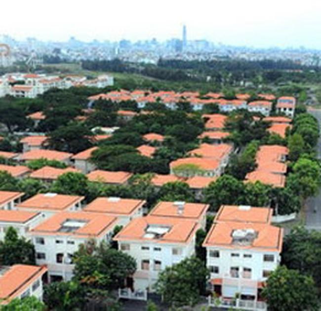 Dự thảo phân hạng sàn bất động sản bị phản đối