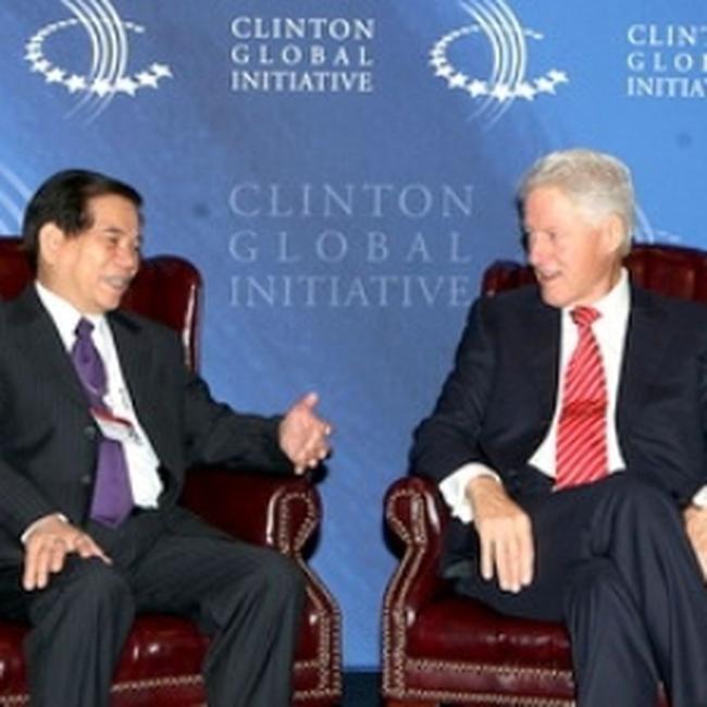 Quỹ Clinton tiếp tục hỗ trợ Việt Nam