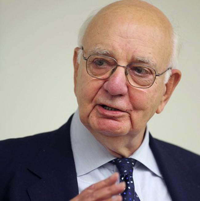 Cựu chủ tịch FED cho rằng không nên lo lắng về giảm phát