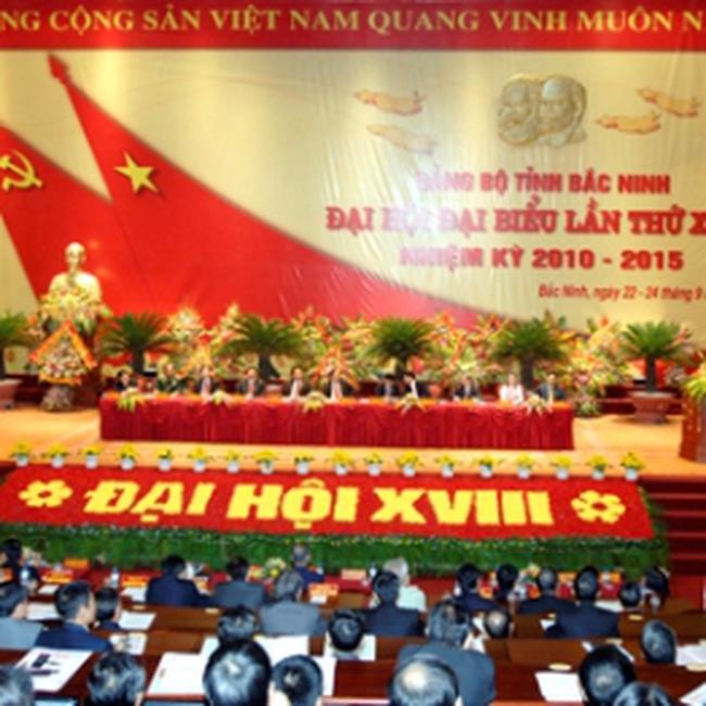 Xây dựng Bắc Ninh trở thành tỉnh công nghiệp vào năm 2015