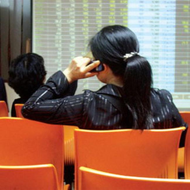 Thị trường hồi phục nhẹ, VN-Index tăng lên trên 450 điểm