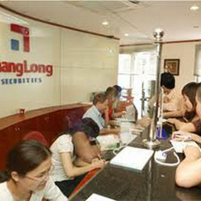 Chứng khoán Thăng Long: 27/09 chốt quyền mua cổ phiếu bằng mệnh giá tỷ lệ 46,25%