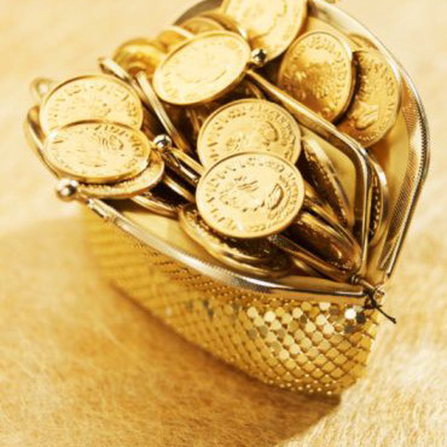 Giá vàng vượt kỷ lục 1.300USD/ounce