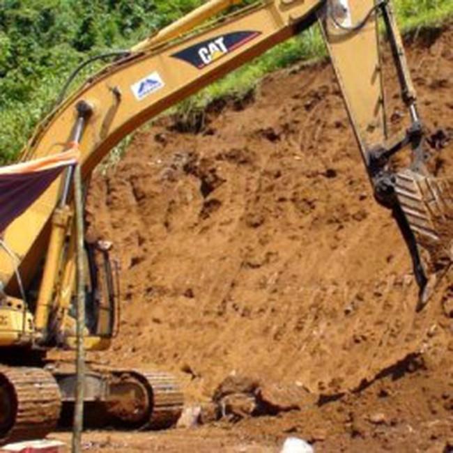 CTM: Động thổ thi công khai thác mỏ sắt Đồng Chum