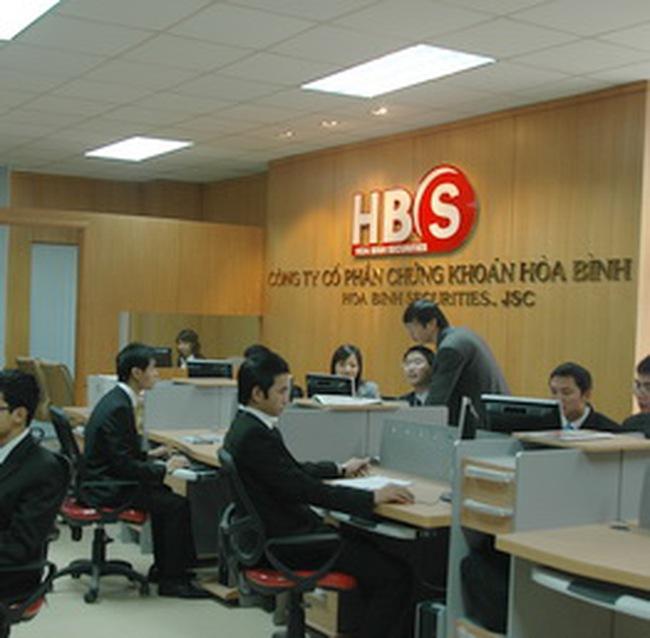 HBS: Cổ đông nội bộ đăng ký mua 500.000 CP