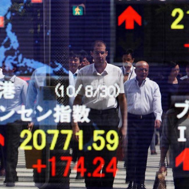 TTCK châu Á lên mức cao nhất trong 5 tháng
