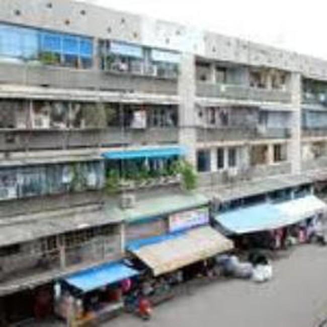 Tháo dỡ khẩn cấp các lô IV, VI cư xá Thanh Đa, phường 27, quận Bình Thạnh