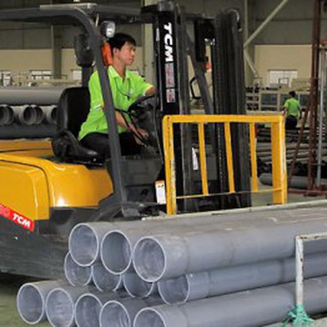 Nhựa Tiền Phong vào Nam: Sẽ cắt lỗ trước hạn?