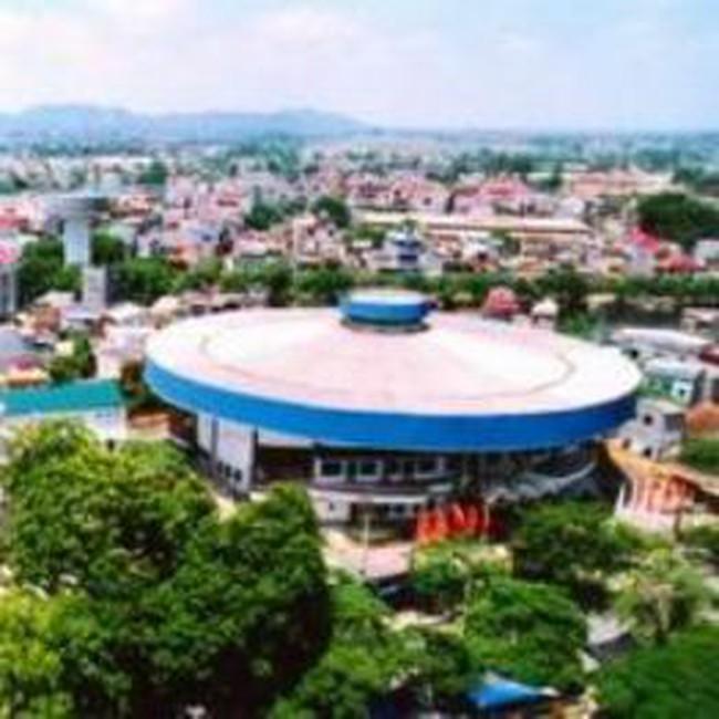 Thành phố Bắc Giang được mở rộng