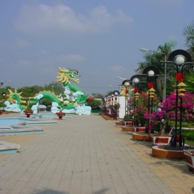Khởi công giai đoạn 1 dự án Khu du lịch và dân cư Bửu Long