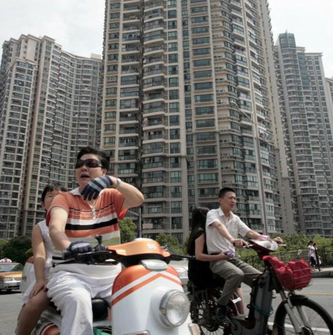 Trung Quốc đẩy mạnh biện pháp hạ nhiệt thị trường bất động sản
